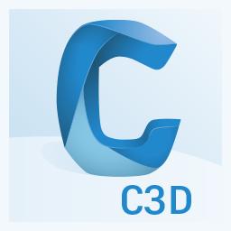 Product Icon - Civil 3D